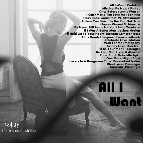 3-All I Want