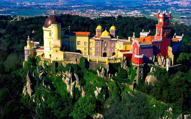 pena-national-palace
